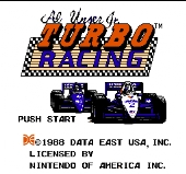 Al Unser Jr. s Turbo Racing