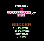 Fifa 97 International Soccer