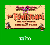 Flintstones : The Suprise at the Dinosaur Peak
