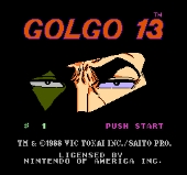 Golgo 13 : Top Secret Episode