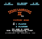 Ikari Warriors 2 : Victory Road