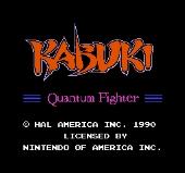 Kabuki : Quantum Fighter