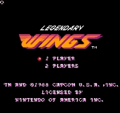 Legendary Wings
