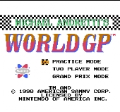 Michael Andretti s World Grand Prix