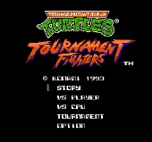 Teenage Mutant Ninja Turtles Tournament Fighters