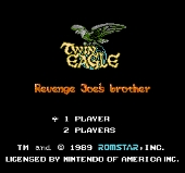 Twin Eagle – Revenge Joe's Brother