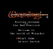 Wizardy : Proving Grounds of the Mad Overlord